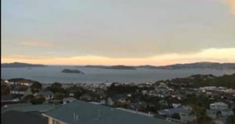 Lower Hutt webcam - Hutt Valley webcam, Wellington, Hutt City