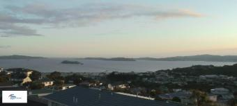 Lower Hutt webcam - Wellington Harbour webcam, Wellington, Hutt City