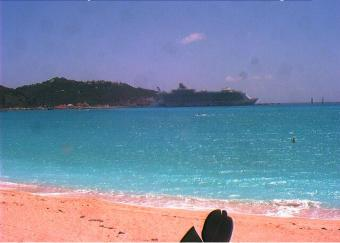 St. Maarten webcam - The Villas on Great Bay webcam, Sint Maarten, Sint Maarten