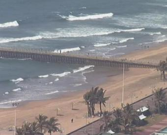 Durban webcam - Durban Panorama webcam, KwaZulu-Natal, Durban