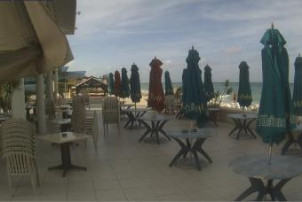 Grand Cayman webcam - The Royal Palms Beach Bar Patio webcam, Grand Cayman, Grand Cayman