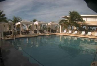 Grand Cayman webcam - The Royal Palms Pool webcam, Grand Cayman, Grand Cayman