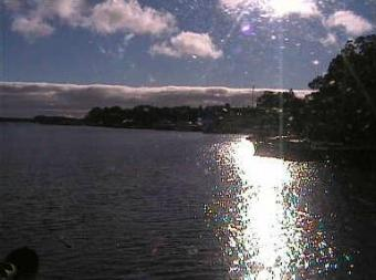 Strahan webcam - Risby Cove, Strahan  webcam, Tasmania, Tasmania