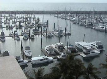 Mackay webcam - Mackay Yachting Port webcam, Queensland, Mackay