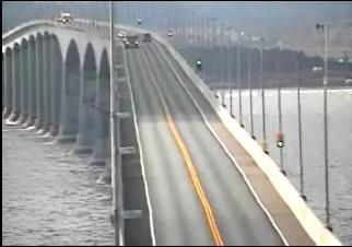 Borden-Carleton webcam - Confederation Bridge webcam, Prince Edward Island, Prince Edward Island