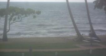 Cairns webcam - Palm Cove Beach webcam, Queensland, County of Nares