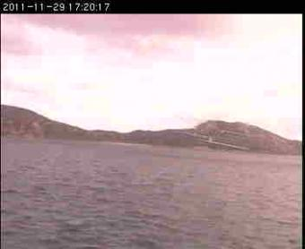 Albany webcam - HMAS Perth Dive Wreck Live webcam, Western Australia, City of Albany