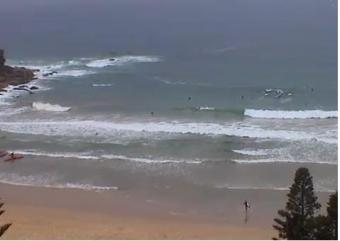Manly webcam - Manly Surf webcam, New South Wales , Sydney