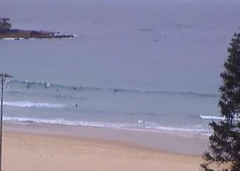 Bondi Beach webcam - Bondi Surf webcam, New South Wales , Sydney