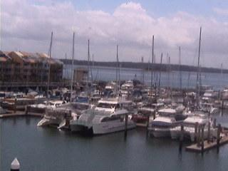 Hervey Bay webcam - Hervey Bay Yachting Port webcam, Queensland, Fraser Coast Regional Council