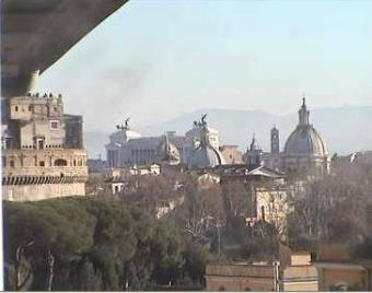 Rome webcam - Hotel Atlante Star webcam, Lazio, Lazio