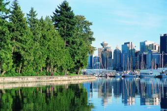 Vancouver webcam - Stanley Park, Vancouver  webcam, British Columbia, British Columbia