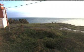Digby webcam - Point Prim Lighthouse webcam, Nova Scotia, Digby County