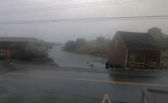 Peggy's Cove webcam - Peggys Cove Village webcam, Nova Scotia, Halifax