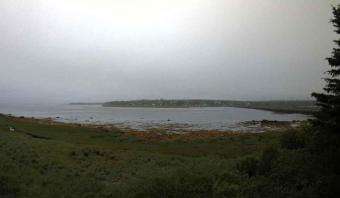 Barrington Passage webcam - Cape Sable Island Causeway webcam, Nova Scotia, Shelburne County