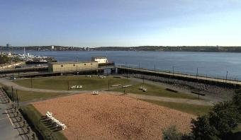 Halifax webcam - Bishop's Landing Apartments webcam, Nova Scotia, Halifax