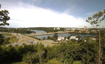 Halifax webcam - Lake Banook & Lake MicMac, Halifax webcam, Nova Scotia, Halifax