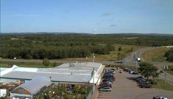 Cobequid Bay webcam - Masstown Market's Lighthouse webcam, Nova Scotia, Kings County