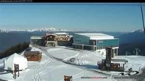 Whistler webcam - Whistler Mountain webcam, British Columbia, British Columbia
