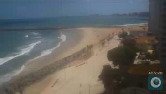 Fortaleza webcam - Praia-de-Iracema webcam, Ceara, Ceara