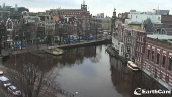 Amsterdam webcam - Hotel Nes webcam, North Holland, Randstad