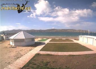Paros webcam - Paros Beach webcam, Cyclades, Cyclades