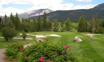 Fairmont Hot Springs webcam - Riverside Golf Resort webcam, British Columbia, British Columbia