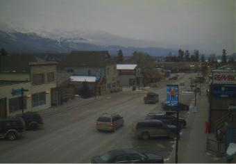Invermere webcam - Invermere downtown webcam, British Columbia, Regional District of East Kootenay