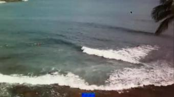 Makaha webcam - Makaha Beach Surf webcam, Hawaii, Honolulu
