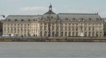 Bordeaux webcam - Place de la Bourse, Bordeuax webcam, Aquitaine, Aquitaine