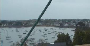 Arzon webcam - Port Navalo - Arzon webcam, Bretagne, Morbihan