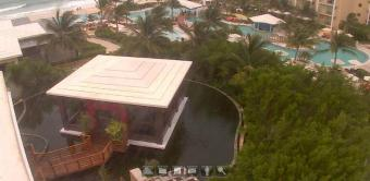 Cancun webcam - Now Jade Resort webcam, Quintana Roo, Benito Juarez