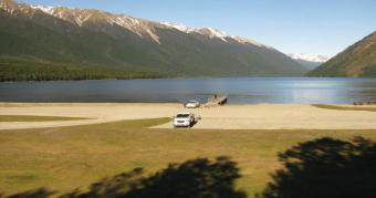 Nelson webcam - Lake Rotoiti webcam, Nelson, Tasman