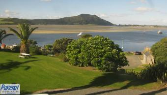 Houhora Bay webcam - Houhora Bay webcam, Northland, Bay of Islands