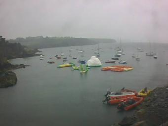 Dunmore East webcam - Adventure Centre webcam, Munster, County Waterford