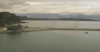 Nelson webcam - Golden Bay Tarakohe  webcam, Nelson, Tasman