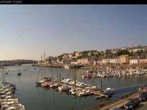 Baie d' Audierne webcam - Audierne Port webcam, Bretagne, Finistere
