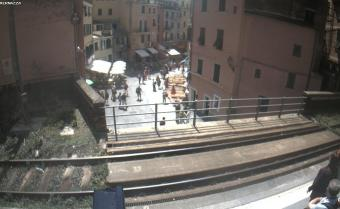 Vernazza webcam - Vernazza webcam, Liguria, La Spezia