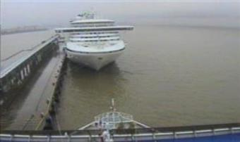 Cruise Liner webcam - Costa Atlantica webcam, Global Travel by Region, Global Travel by Subregion