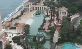 Monte Carlo webcam - Lagon du Monte-Carlo Bay Hotel & Resort webcam, Cote d'Azur, Cote d'Azur