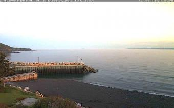 Bay of Funday webcam - Halls Harbour 2 webcam, Nova Scotia, Nova Scotia