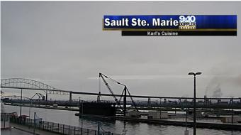 Sault Ste. Marie webcam - Karl's Cuisine Cafe webcam, Michigan, Chippewa County