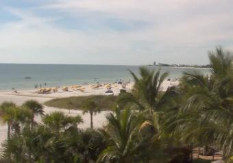 Siesta Key webcam - Siesta Key webcam, Florida, Sarasota County