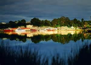 Strahan webcam - World Heritage Cruises webcam, Tasmania, Tasmania