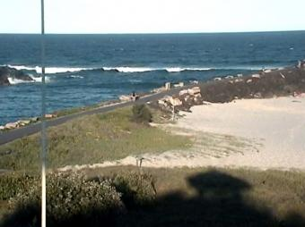 Brunswick Heads webcam - Brunswick Heads bar crossing webcam, New South Wales , Byron Shire