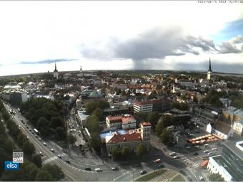 Tallinn webcam - Tallinn Panorama webcam, Harju, Harju