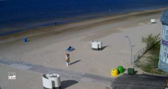 Jurmala webcam - Majori Beach Jurmala webcam, Riga, Riga