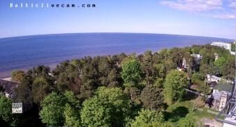 Jurmala webcam - Panorama of Jurmala webcam, Riga, Riga