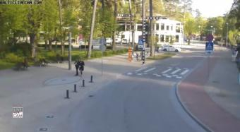 Jurmala webcam - Turaidas Street webcam, Riga, Riga