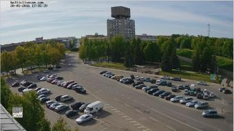 Narva webcam - Narva webcam, Estonia Regions, Ida-Viru County